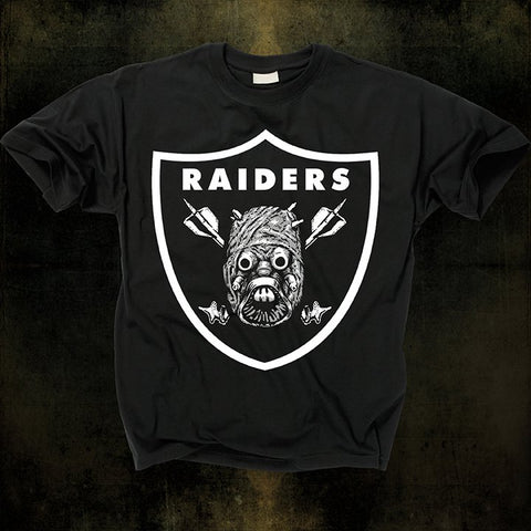RAIDERS - TUSKEN RAIDERS MASHUP T - Shirt