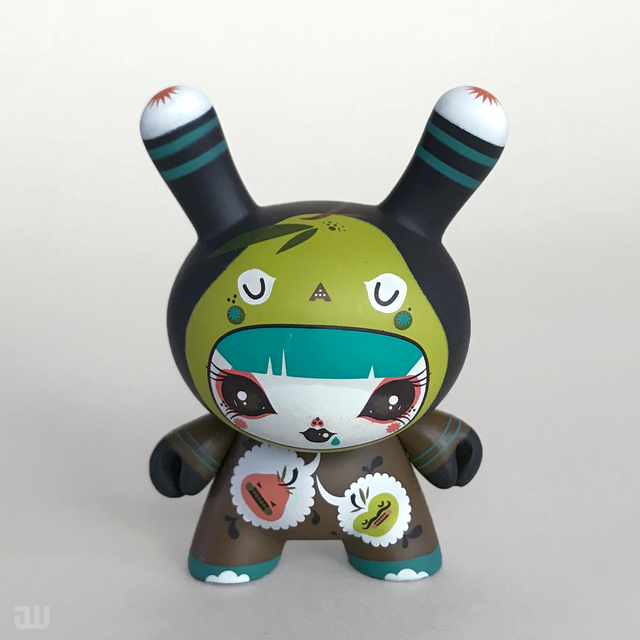 Julie West + Kidrobot Sideshow Series Chase