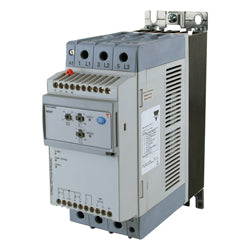 Carlo Soft Starter, 3 Phase Control, 32A, 220-600VAC, 100-240VAC Control, Integrated Overload