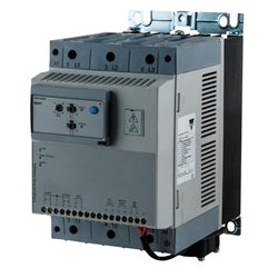 Carlo Soft Starter, 3 Phase Control, 90A, 220-600VAC, 100-240VAC Control, Integrated Overload