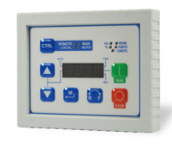 Lenze AC Tech VFD - Remote Keypad for 15HP+ Variable Frequency Drive