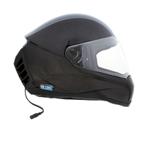 Load image into Gallery viewer, Air Conditioned Helmet in Gun Metal