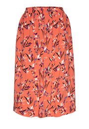 Thelmaa Tropical Spirit Midi Skirt