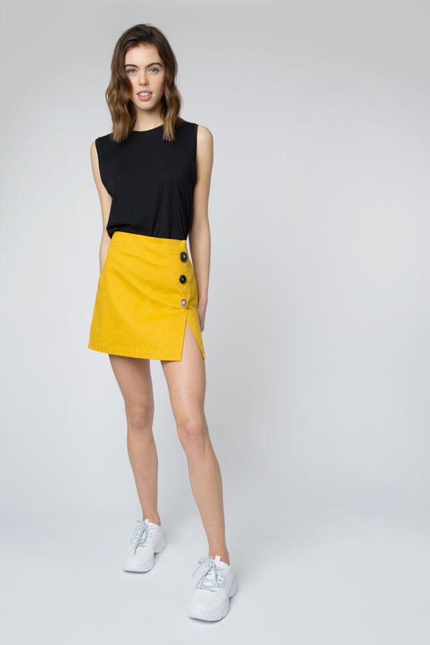 Esmerina High Waist Skirt