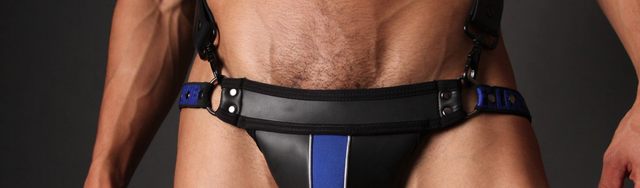 Cellblock 13 Jock Pouch and Jockstrap