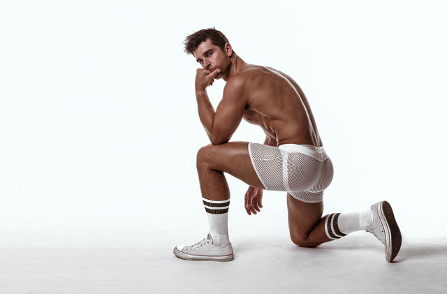 Men's Mesh Underwear and Briefs