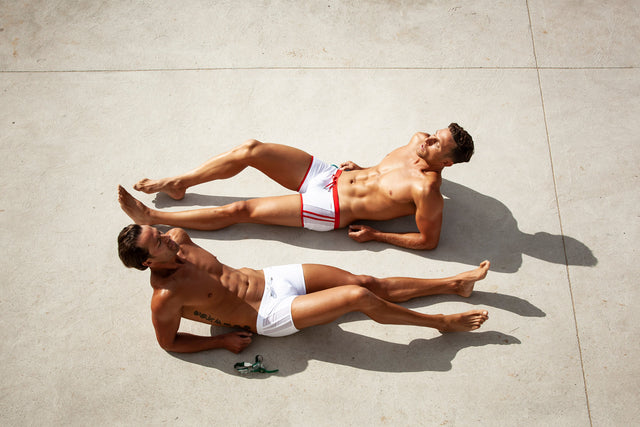 Tribe Mens Swimwear