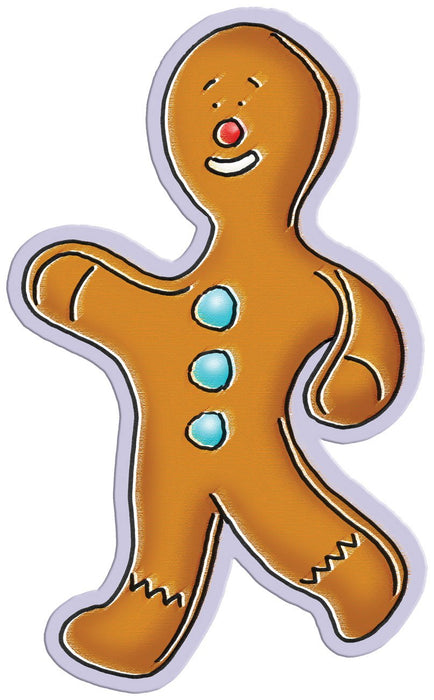 Fairytale Characters - Gingerbread Man