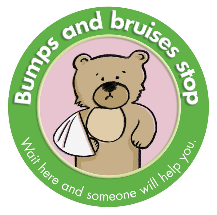 Bumps and Bruises Buddy Bus Stop