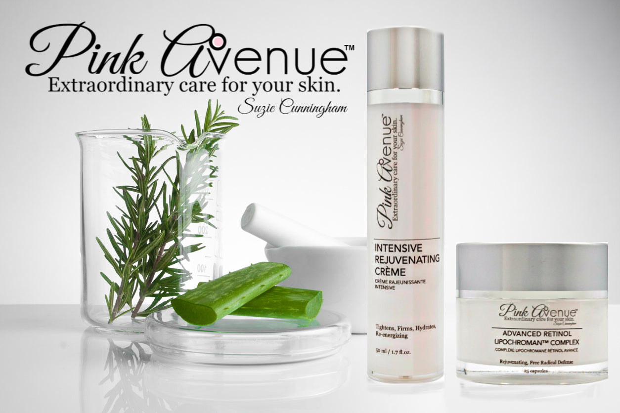 Best Anti aging skin care, Pink Avenue, Toronto, ON