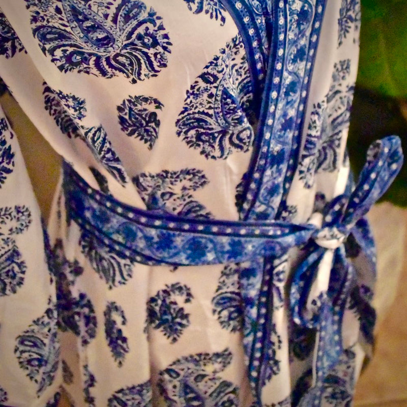 Lalita Cotton Robe