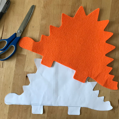 sew a softie dinosaur tutorial