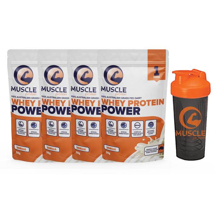 Muscle Protein Power Sample Pack