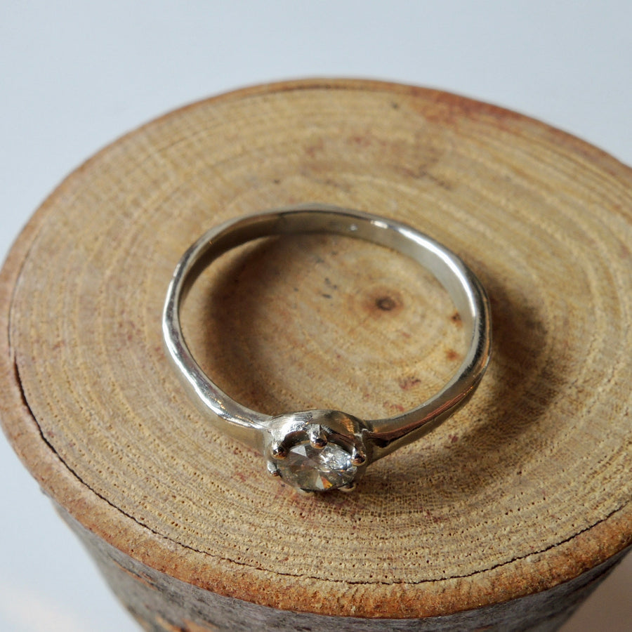Atlantic Diamond Ring