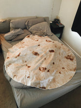 Load image into Gallery viewer, Burrito Blanket