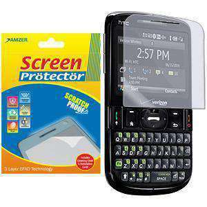 AMZER Kristal Clear Screen Protector for HTC Ozone - fommystore