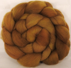 Falkland top for spinning- Old Gold - 5.1 oz.