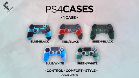 PS4 Controller Cases