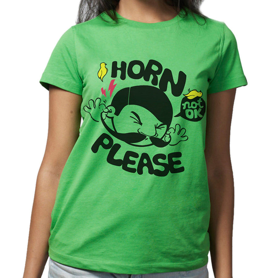 Horn Not OK Please
