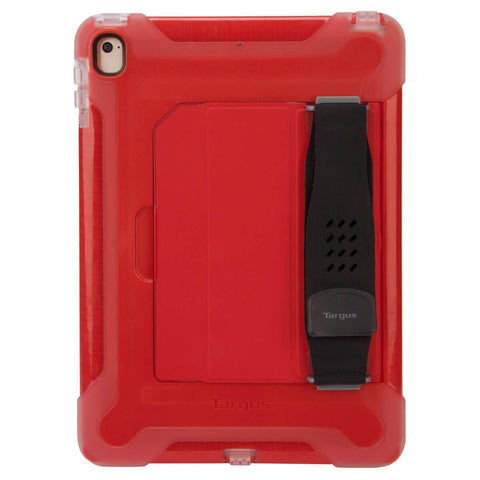 SafePort® Rugged Case for iPad® (2017/2018), 9.7-inch iPad Pro®, and iPad Air® 2 (Red) hidden