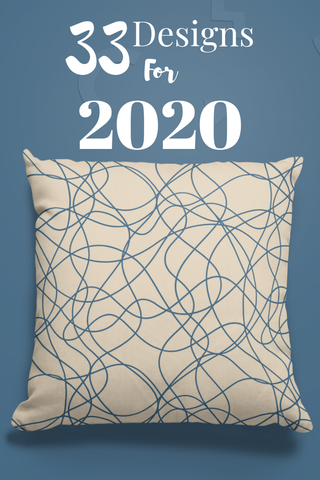 33 Awesome Designs on Home Decor for 2020 that match perfectly with PPG / Glidden Paint's 2020 color of the Year Chinese Porcelain