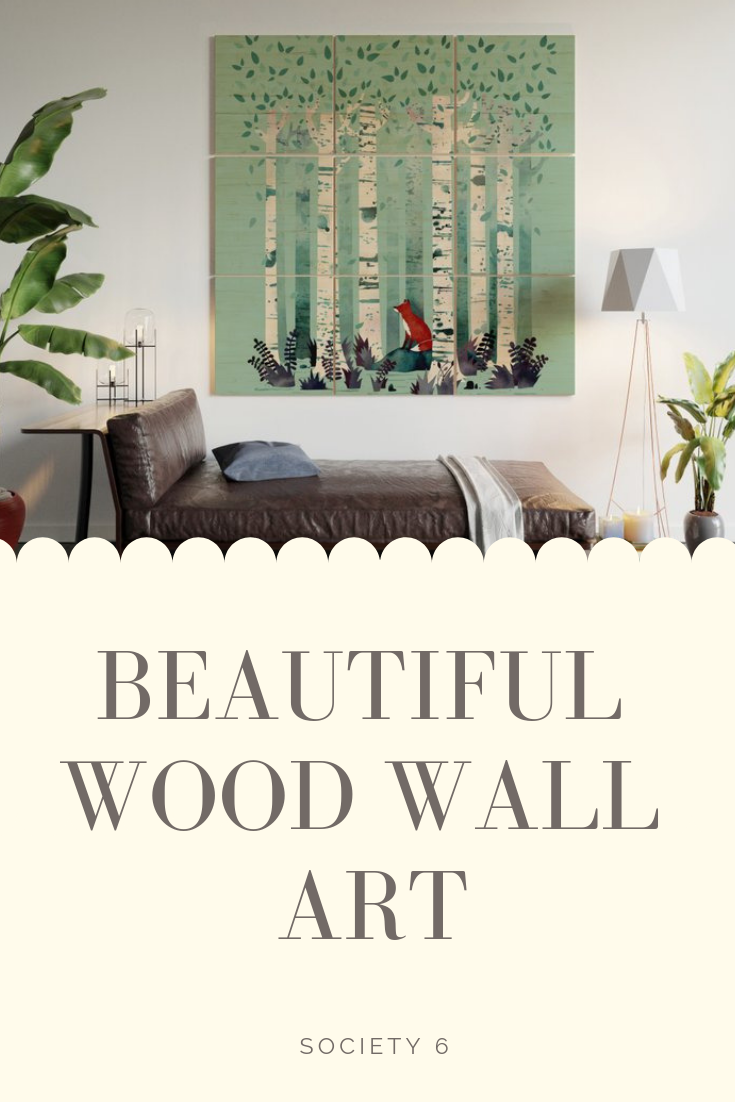 Beautiful Wood Wall Art For Your Living and Work Spaces