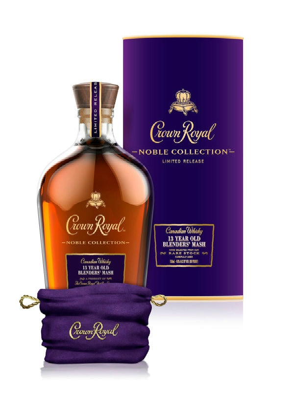 Crown Royal Noble Collection 13 Year Old Blenders' Mash - Whiskey - Don's Liquors & Wine - Don's Liquors & Wine