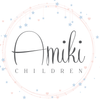 Beautiful children's nightwear by AMIKI Children. Delicate nightdresses, casual pyjama sets, snuggly robes - all carefully designed using natural fabrics.
