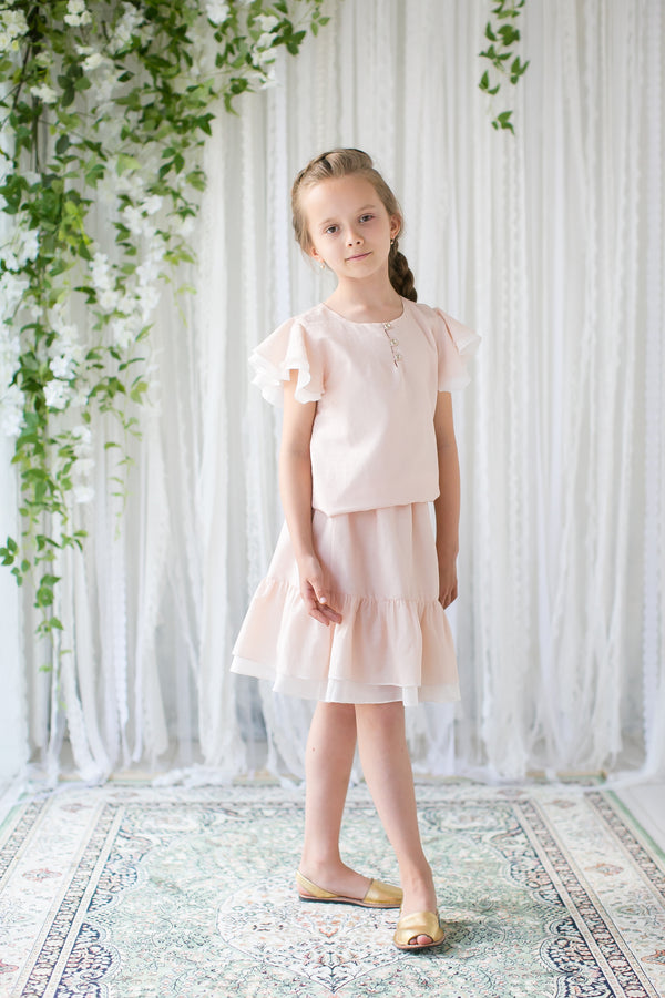 Girls skirt Luisa - skirts for kids