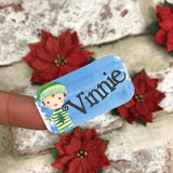 Personalised kids / adults Christmas Present Labels. (23 Baby)