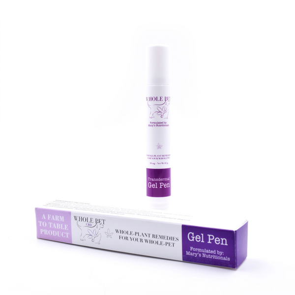 MARY'S NUTRITIONALS - WHOLE PET GEL PEN