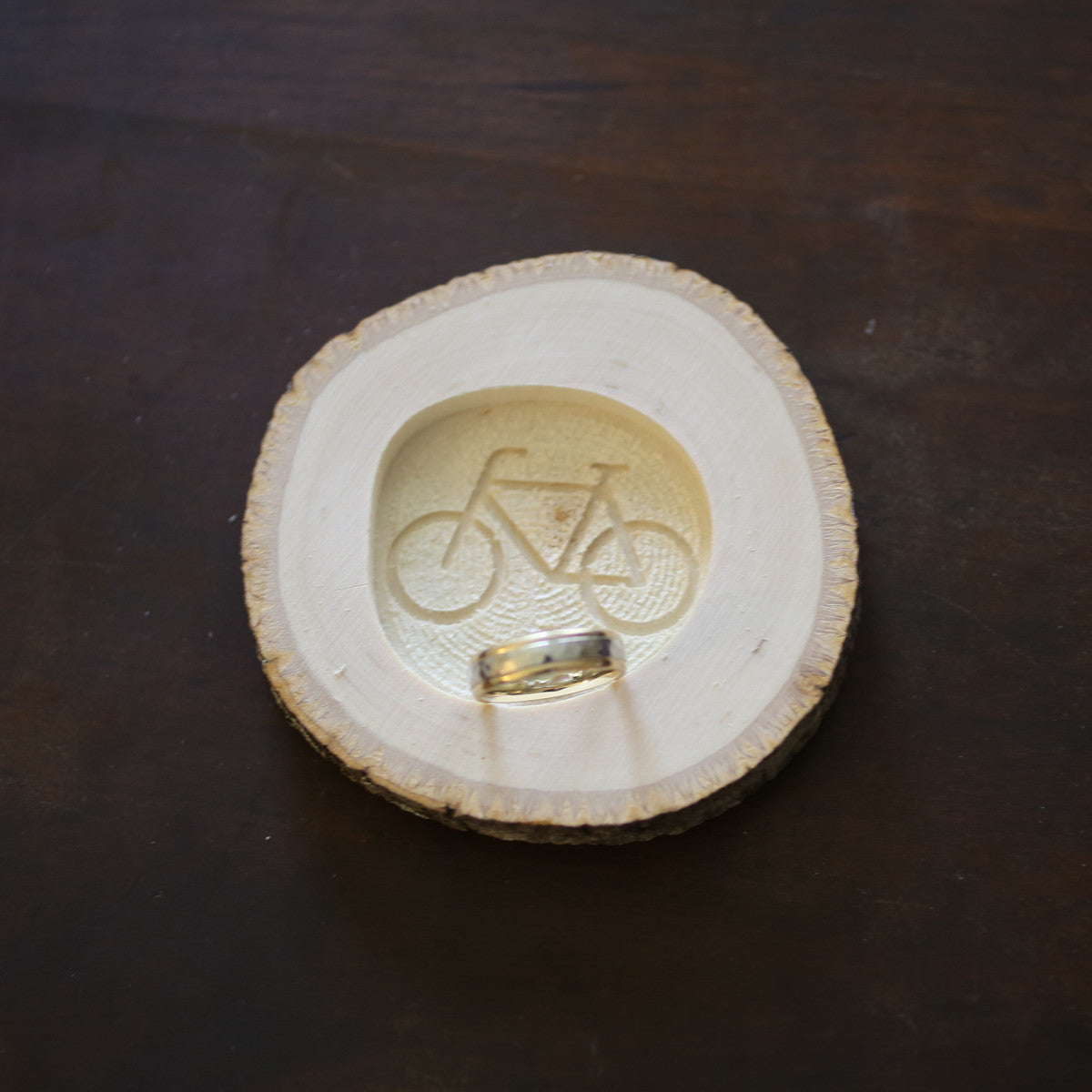 Bicycle Ring Plate