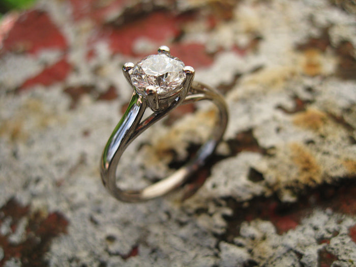 kelly engagement ring
