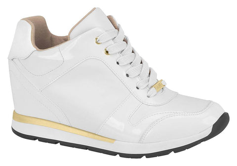 Vizzano 1226-100 Wedged Sneaker in White