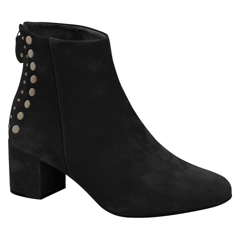 Vizzano 3067-101 Ankle Boot in Black Nubuck