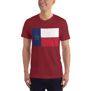The Lonely Star | El Paso, TX Flag T-Shirt