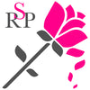 Simply Rose Petals Logo on Footer