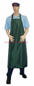 Butchers Green Apron 48x36 Inch