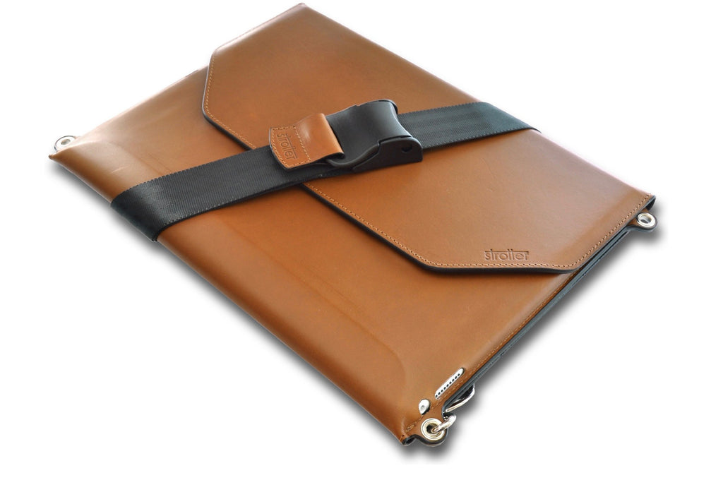 iPad Pro 12.9 2015-2017 Carrying Case with Strap - Across by Strotter.