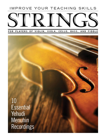 Improve Your Teaching Skills:  10 Essential Yehudi Menuhin Recordings