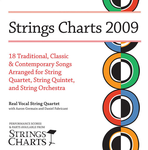 Strings Charts 2009 - Complete Audio