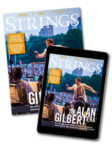 Two Year Strings Magazine Subscription
