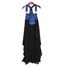Load image into Gallery viewer, Fashionable Chiffon Skirt Loose Denim Casual Dress