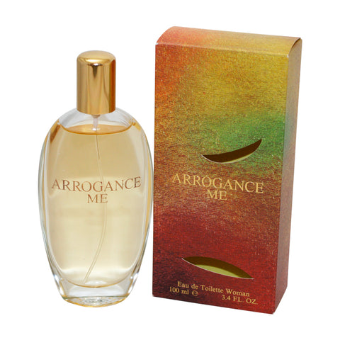 ARM25 - Arrogance Me Eau De Toilette for Women - 3.4 oz / 100 ml Spray