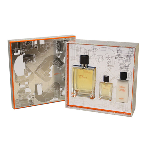TER36M - Terre D' Hermes 3 Pc. Gift Set for Men