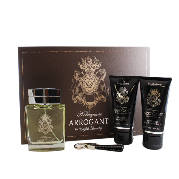 ARR35M - Arrogant 4 Pc. Gift Set for Men
