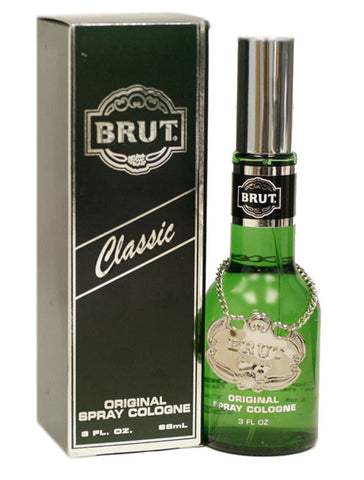 BR27M - Brut Eau De Toilette for Men - Splash - 25.6 oz / 760 ml