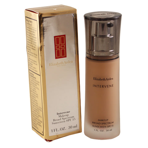 BS12 - Elizabeth Arden Intervene Makeup Foundation for Women - Soft Toast 12 - 1 oz / 30 ml