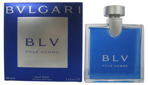 BV29M - Bvlgari Blv Eau De Toilette for Men - 3.3 oz / 100 ml Spray