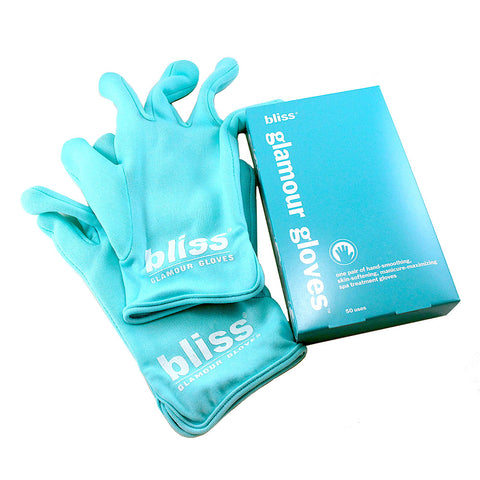 BLS38 - Glamour Gloves Spa Treatment Socks for Women - 1 Pair